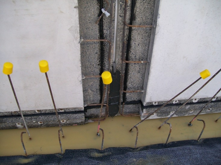 Waterstop Rx Sealing For Concrete Construction Joints