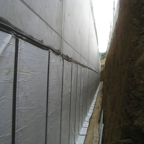 Volclay Swelltite Bentonite Waterproofing Membrane Systems